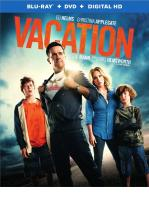 VACATION -BLU RAY + DVD -