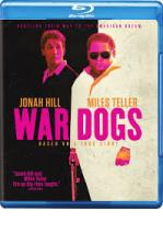 WAR DOGS -BLU RAY-