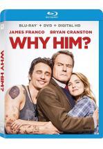¿POR QUE EL? -WHY HIM? -BLU RAY + DVD -