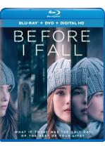 BEFORE I FALL -BLU RAY + DVD  -