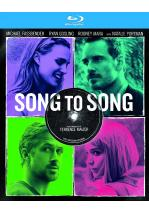 SONG TO SONG -BLU RAY-