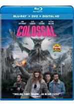COLOSSAL -BLU RAY + DVD -