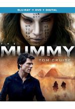 THE MUMMY -BLU RAY + DVD -