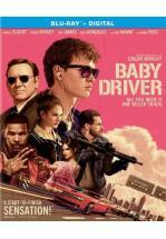 BABY DRIVER -BLU RAY-