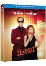 THE HOUSE -BLU RAY + DVD -