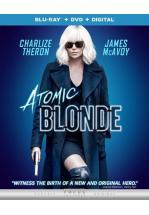 ATOMIC BLONDE (ATOMICA) -BLU RAY + DVD -
