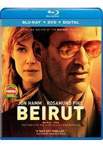 BEIRUT -BLU RAY + DVD -