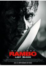 RAMBO: LAST BLOOD -BLU RAY + DVD-