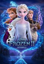 FROZEN II -BLU RAY + DVD-