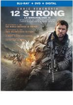TROPA DE HEROES (12 STRONG) -BLU RAY + DVD -