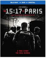 15:17 TREN A PARIS -BLU RAY + DVD -