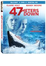 47 METERS DOWN -BLU RAY+DVD-
