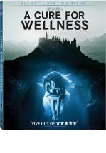 LA CURA SINIESTRA (A CURE FOR WELLNESS)- BLU RAY + DVD -