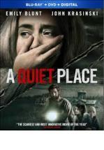 UN LUGAR EN SILENCIO (A QUIET PLACE) -BLU RAY + DVD -