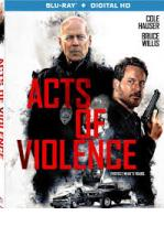 ACTS OF VIOLENCE -BLU RAY-