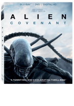 ALIEN COVENANT -BLU RAY + DVD -