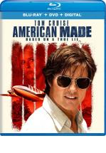 AMERICAN MADE -BLU RAY + DVD -