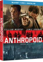 ANTHROPOID -BLU RAY + DVD -