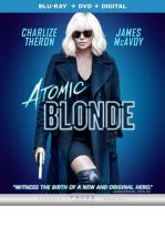 ATOMIC BLONDE (ATOMICA) -BLU RAY + DVD -