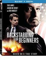 BACKSTABBING FOR BEGINNERS -BLU RAY-