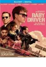 BABY DRIVER -BLU RAY + DVD -
