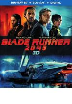 BLADE RUNNER 2049 -BLU RAY 3D + BLU RAY + DVD -