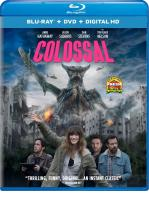 COLOSSAL -BLU RAY + DVD -