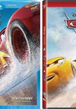 CARS 3 -BLU RAY + DVD -