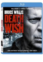 DESEO DE MATAR (DEATH WISH) -BLU RAY + DVD -