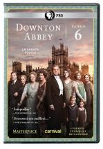 DOWNTON ABBEY -TEMPORADA 6- 3 DISCOS