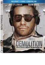 DEMOLITION -DVD + BLU RAY-