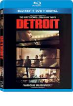 DETROIT -BLU RAY + DVD -