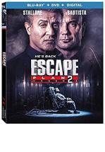 ESCAPE PLAN 2 -BLU RAY + DVD -