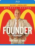 HAMBRE DE PODER -THE FOUNDER - BLU RAY + DVD -