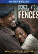 FENCES -BLU RAY + DVD -