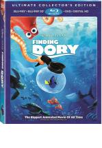 BUSCANDO A DORY -BLU RAY 3D+ BLU RAY+ DVD-
