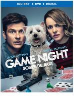 NOCHE DE JUEGOS (GAME NIGHT) -BLU RAY + DVD -