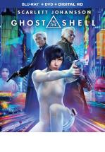 GHOST IN THE SHELL -BLU RAY + DVD -