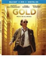 GOLD -BLU RAY + DVD -