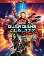 GUARDIANES DE LA GALAXIA VOL. 2 -BLU RAY + DVD -