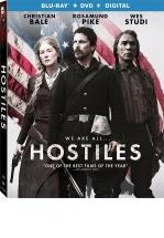 HOSTILES -BLU RAY + DVD -