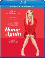 HOME AGAIN -BLU RAY + DVD -