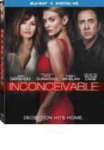 INCONCEIVABLE -BLU RAY -