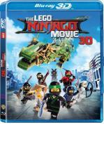 LEGO NINJAGO: LA PELICULA -BLU RAY 3D + BLU RAY + DVD -