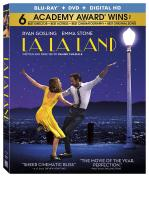 LA LA LAND -BLU RAY - DVD -