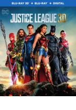 LIGA DE LA JUSTICIA -BLU RAY 3D + BLU RAY + DVD -