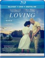 LOVING - BLU RAY + DVD -