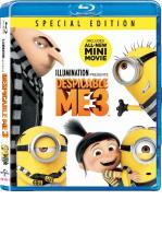 MI VILLANO FAVORITO 3 -BLU RAY + DVD -
