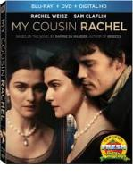 MY COUSIN RACHEL -BLU RAY + DVD -