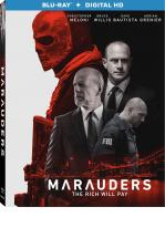 MARAUDERS -BLU RAY-